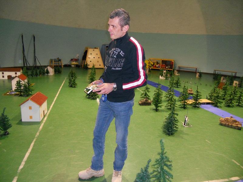 Domenica 22 Gennaio: 1^ Battaglia Indoor del 2012 !  - Pagina 3 3311
