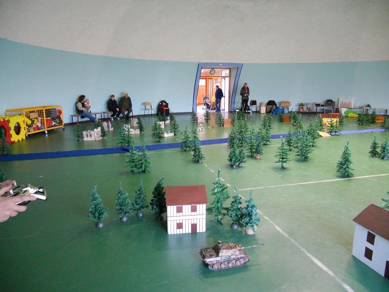 Domenica 22 Gennaio: 1^ Battaglia Indoor del 2012 !  - Pagina 3 3712