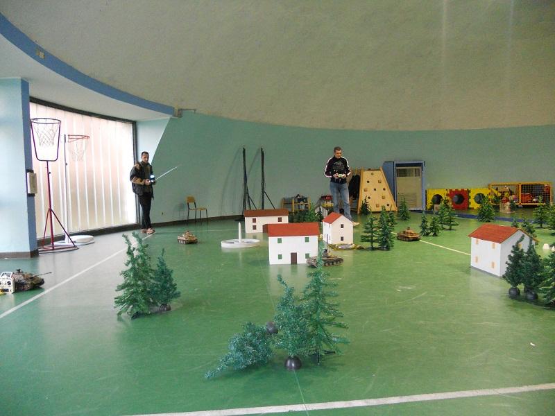 Domenica 22 Gennaio: 1^ Battaglia Indoor del 2012 !  - Pagina 3 4212