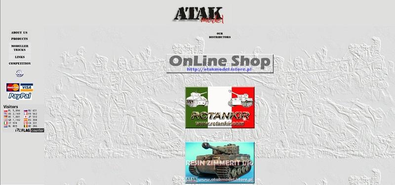 Atak Model Partner di RCTANKIR Atakmo10