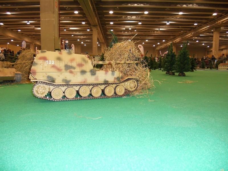 Tank di CPT America conquistano il Model Expo Italy Verona Elefa146
