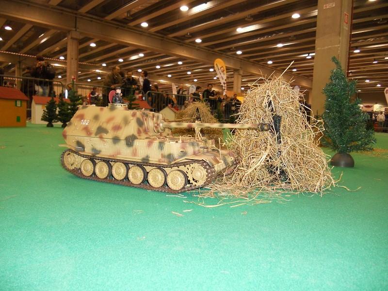 Tank di CPT America conquistano il Model Expo Italy Verona Elefa147