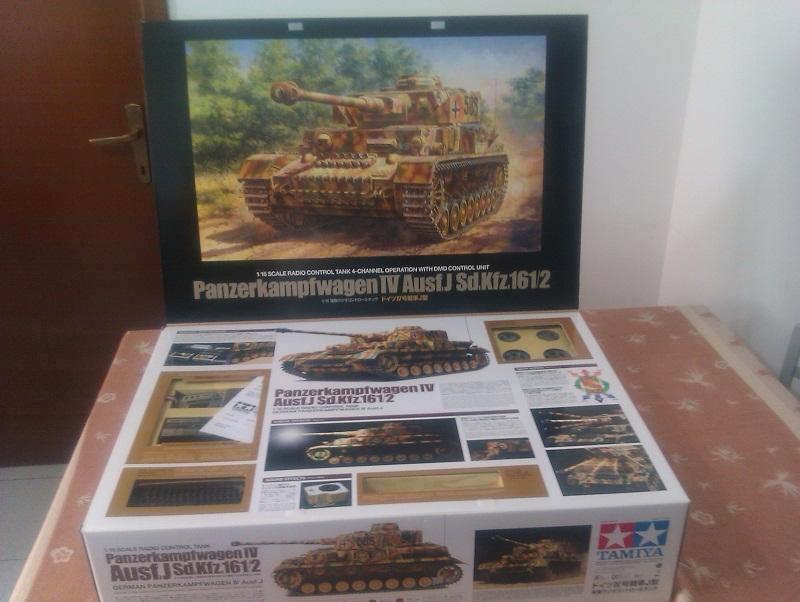WIP Panzer IV Ausf J Tamiya di CPT America Imag0129