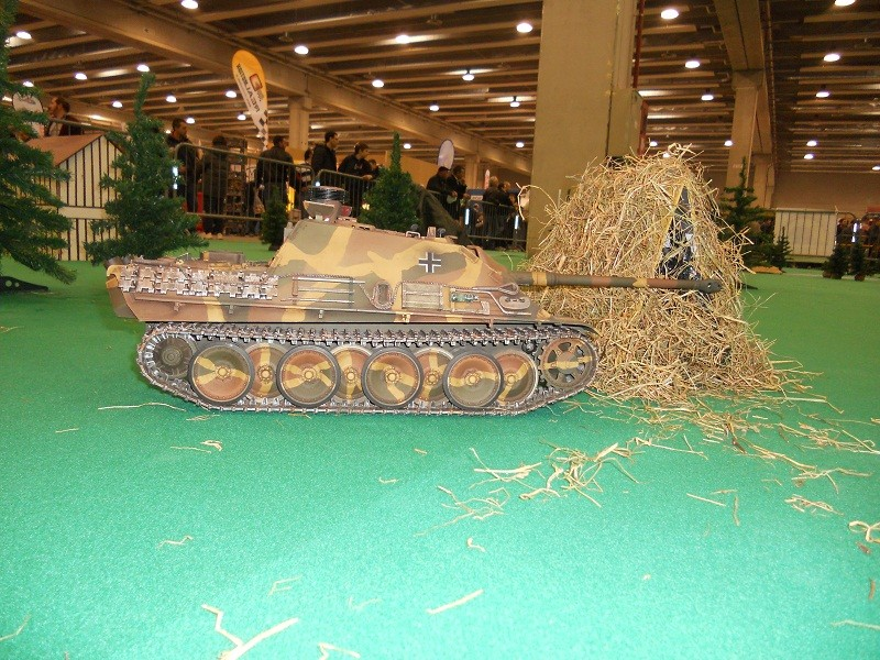 Tank di CPT America conquistano il Model Expo Italy Verona Jagdpa44