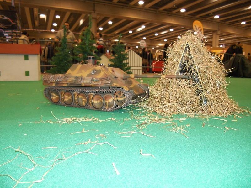 Tank di CPT America conquistano il Model Expo Italy Verona Jagdpa45