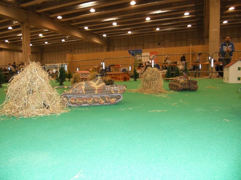 Tank di CPT America conquistano il Model Expo Italy Verona Jagdpa47
