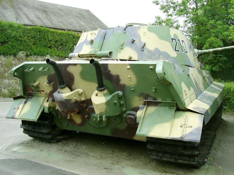 WIP Panzerkampfwagen VI Tiger II Ausf. B Königstiger Sd.Kfz.182 Tamiya di CPT America - Pagina 3 Kingti10