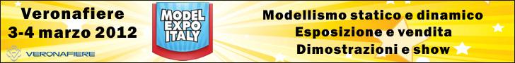 PARTECIPAZIONE AL MODEL EXPO ITALY 2012 - VERONA 3/4 MARZO Modele11