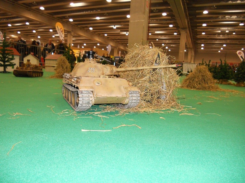 Tank di CPT America conquistano il Model Expo Italy Verona Panthe15