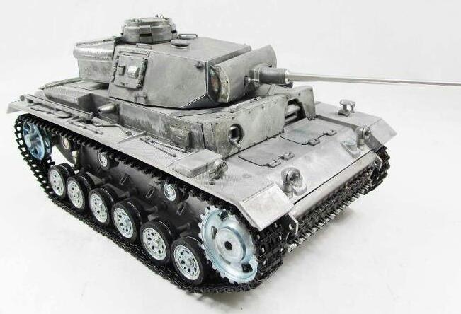 Panzer III all metal by Mato Pz10