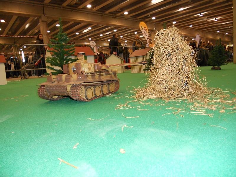 Tank di CPT America conquistano il Model Expo Italy Verona Tiger_16