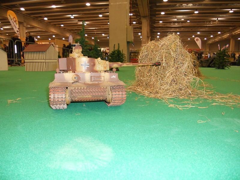Tank di CPT America conquistano il Model Expo Italy Verona Tiger_18