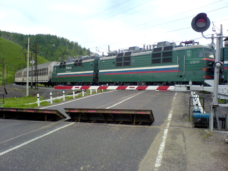 Passage à niveau en Russie...à réfléchir ! Passag10