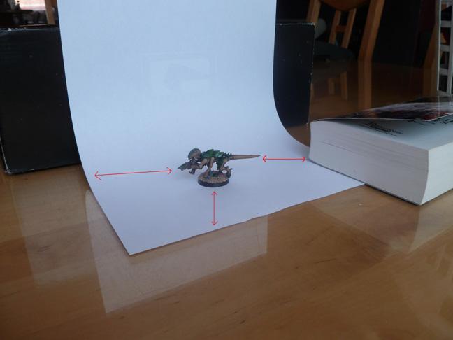 Tutoriel - Prendre ses figurines en photo 5e10