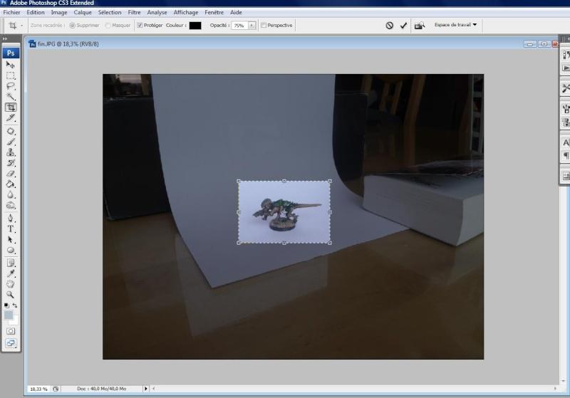 Tutoriel - Prendre ses figurines en photo 710