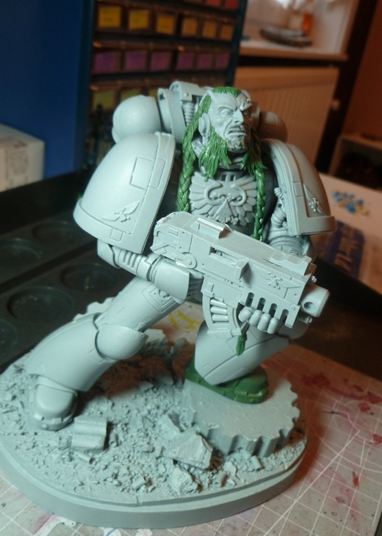 Space Marine de Forge World Green_13