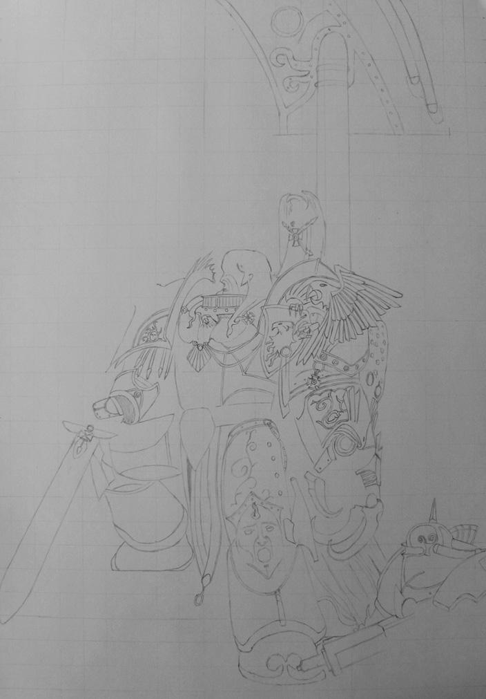 [WH40K] Nouveau projet (dessin) L_empe12