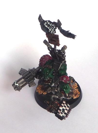 Les figurines de Gork Ork10
