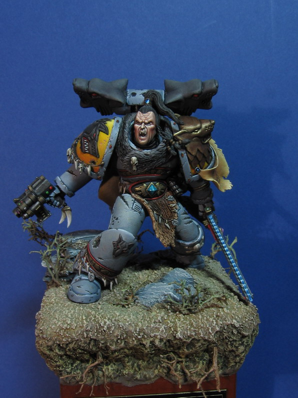 Warhammer 40K (figurines diverses trouvées sur internet! ) - Page 5 Ragnar10