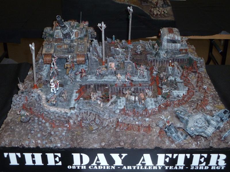 [Les retours] Games Day 2012 Table310