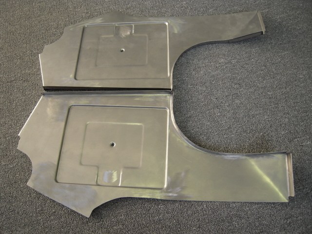 Refabrication tôle support batterie  Bt_210