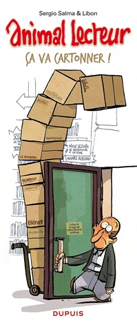 Animal lecteur - Tome 1: Ca va cartonner! [Libon & Salma, Sergio] Animal10