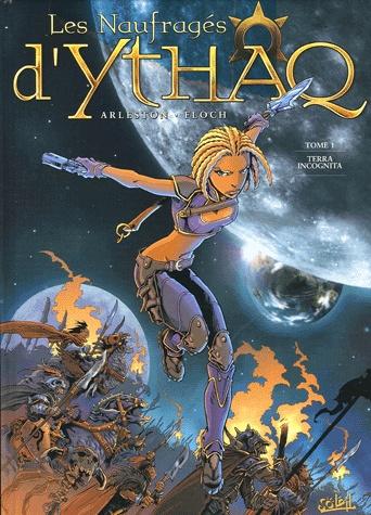 Les Naufragés d'Ythaq - Série [Arleston & Floch] Naufra10