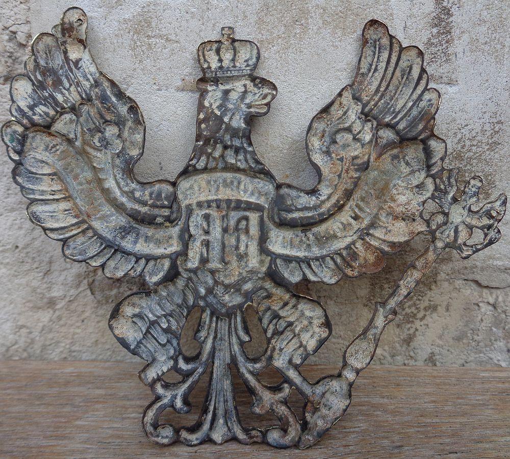 Plaque de casque allemand WWI ? Dsc00331