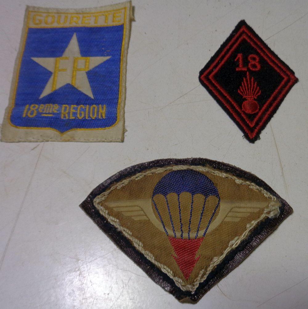 3 insignes,  à identifier .... Dsc00619
