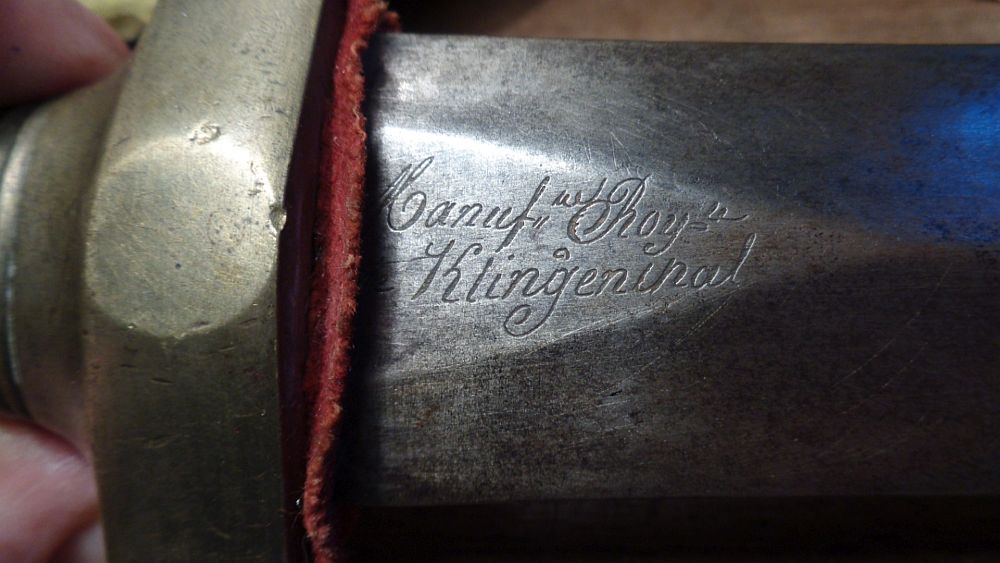Les poinçons sur un glaive 1831 Dsc00740