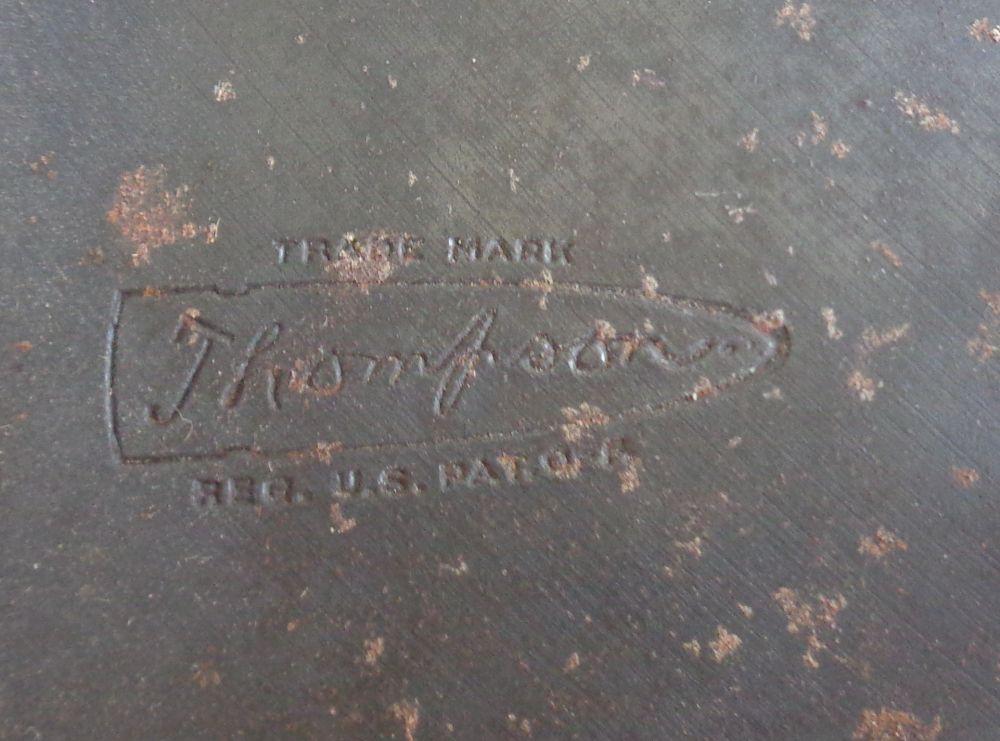 Les marquages sur la Thompson 1928A1 de Papy... ? Dsc01213