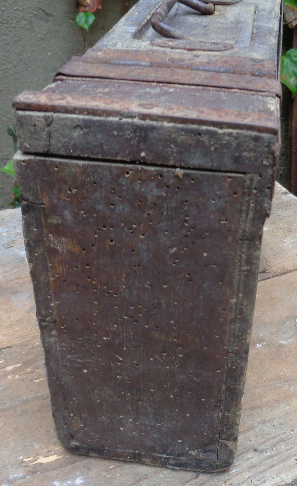 caisse à munition allemande  Dsc02612