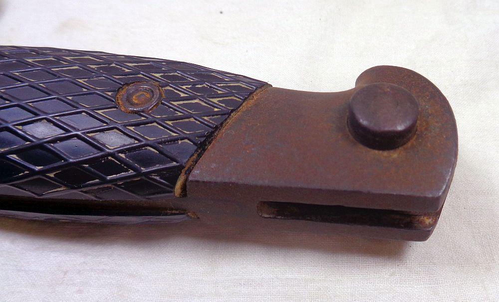 Une baionnette: c'est quoi cet outil ? Dsc02625