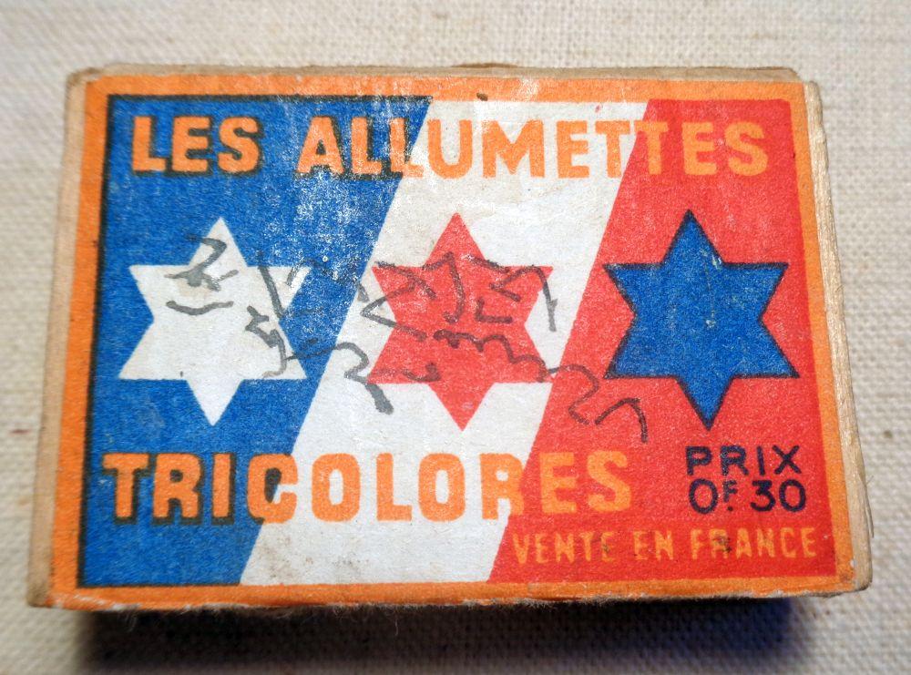 Les allumettes tricolores  Dsc03110