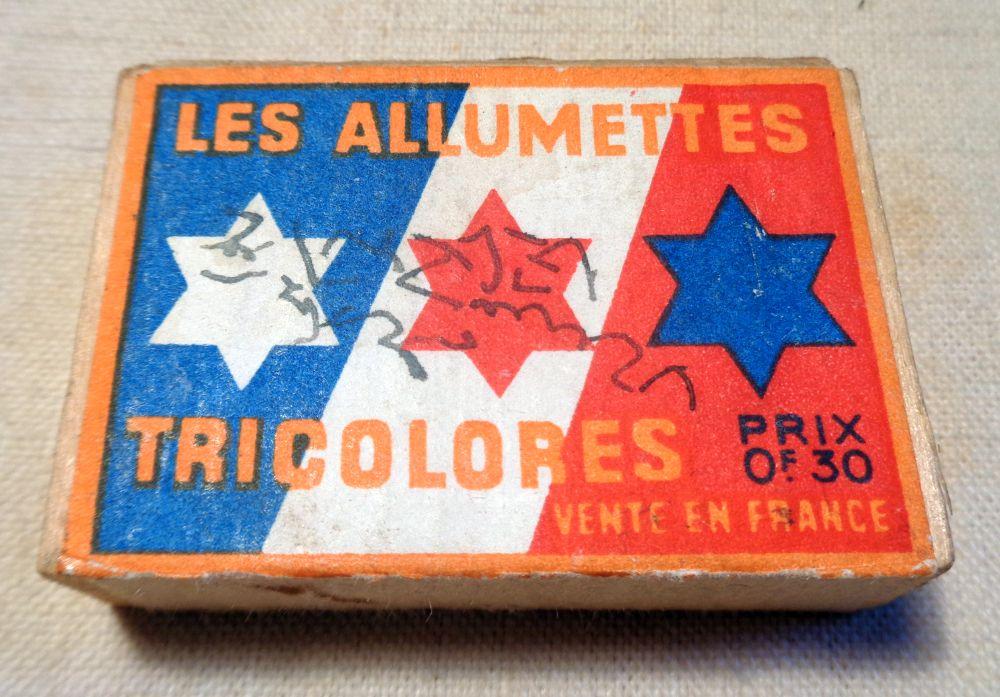 Les allumettes tricolores  Dsc03112