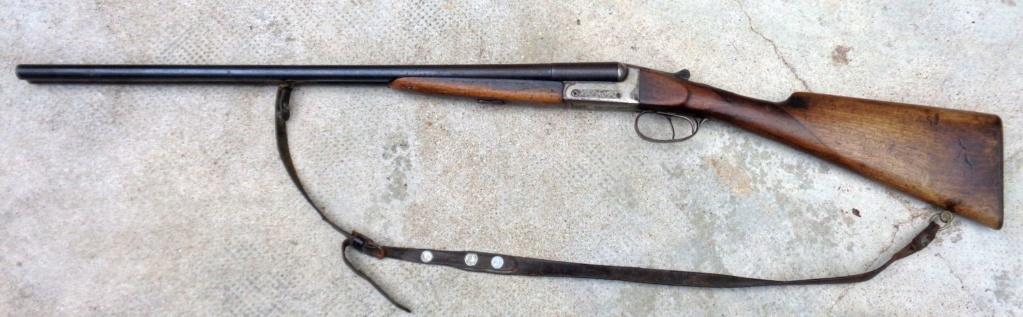 Demande d'identification du millésime et du fabricant d'un fusil de chasse  Dsc04826