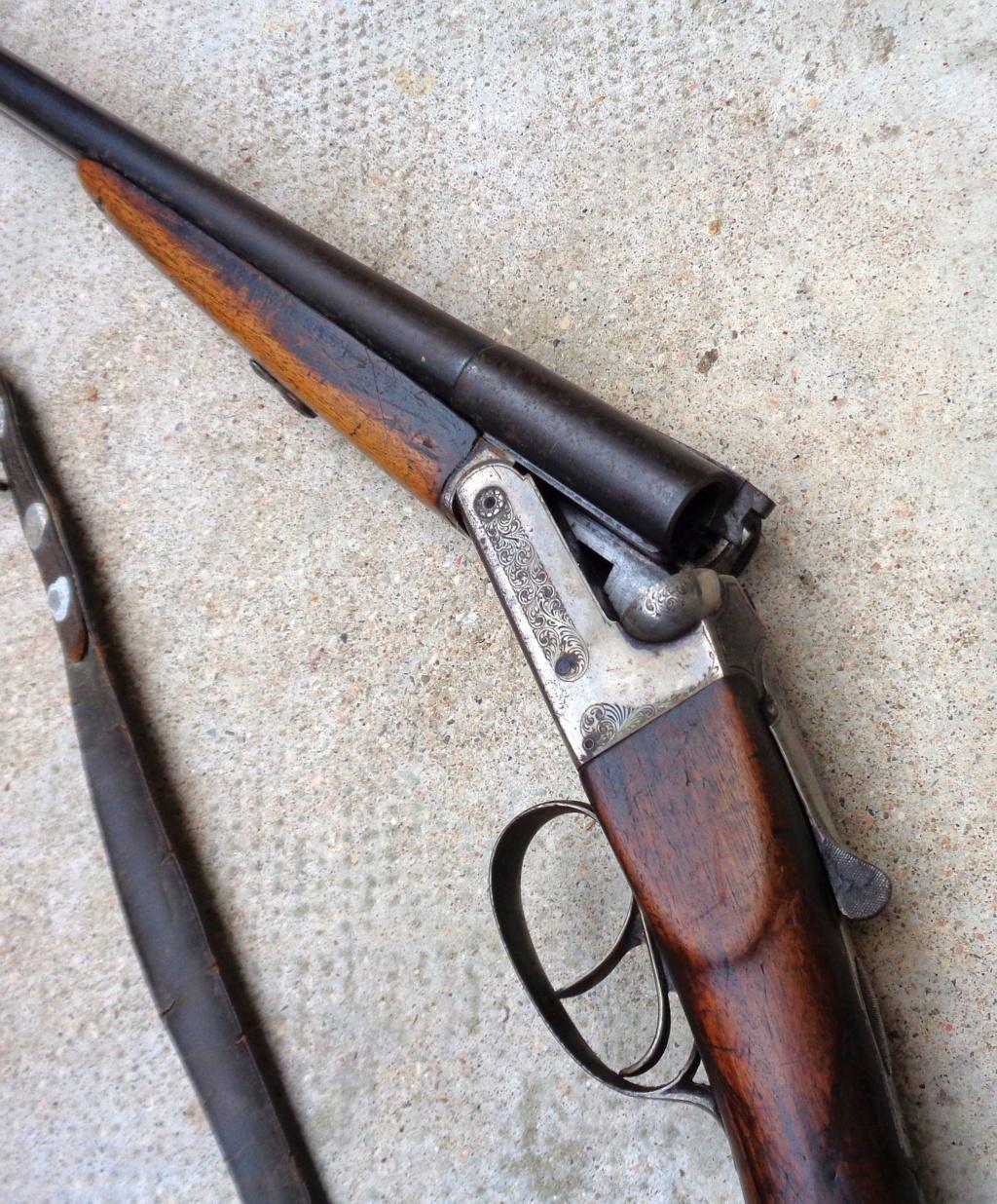 Demande d'identification du millésime et du fabricant d'un fusil de chasse  Dsc04827