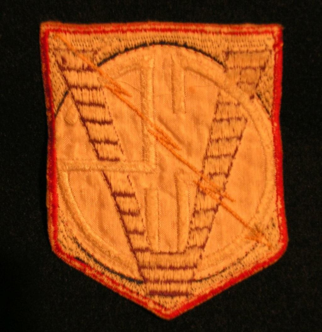 Identification d'un insigne d'épaule Ecusso11
