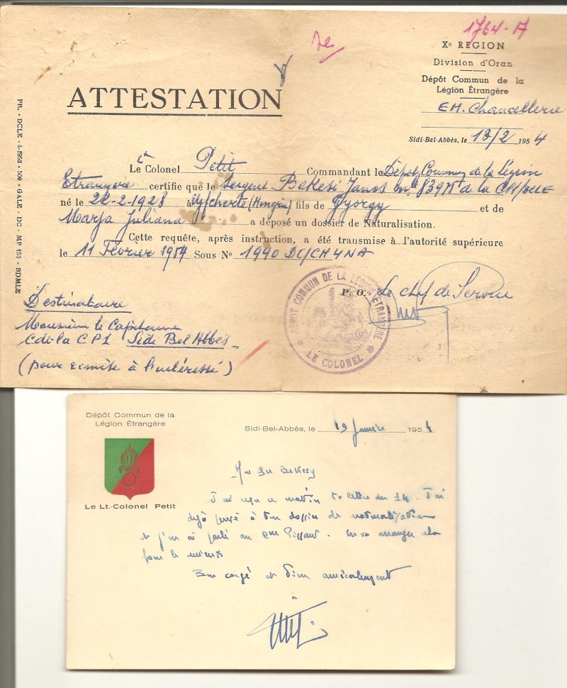 lettres Indochine 1954. 1955 Lettre12
