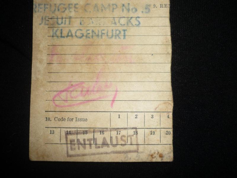 Quelques vieux documents du paternel. P1170914
