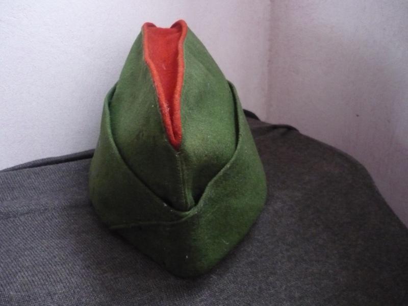 Calot de la légion étrangère (bonnet de police) P1180012