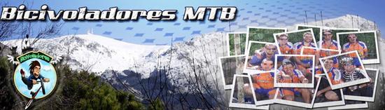 Bicivoladores MTB - Triciclo Team