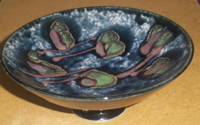 Salt glazed, WJ mark - Elizabeth / Liz Gale Bowl_026