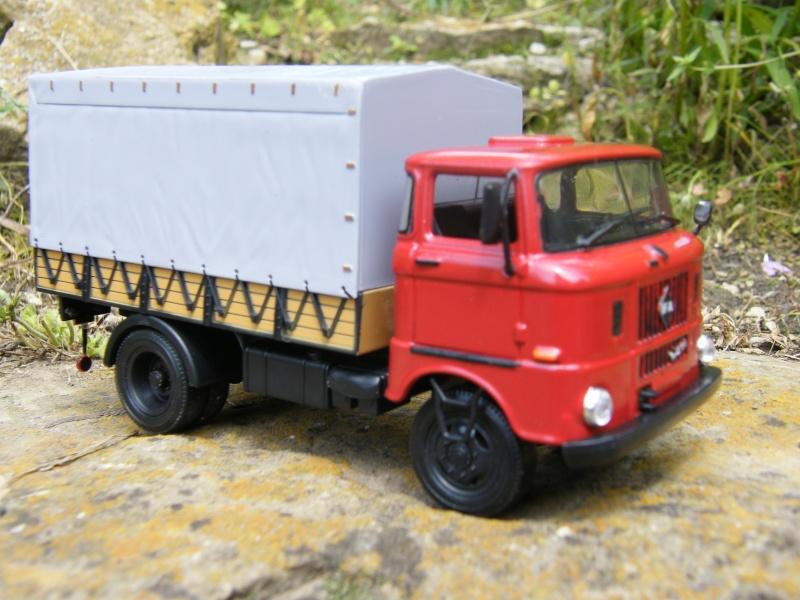 Umbau Atlas Robur und W50 , H6 und andere Dscf2213