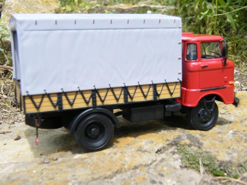 Umbau Atlas Robur und W50 , H6 und andere Dscf2214