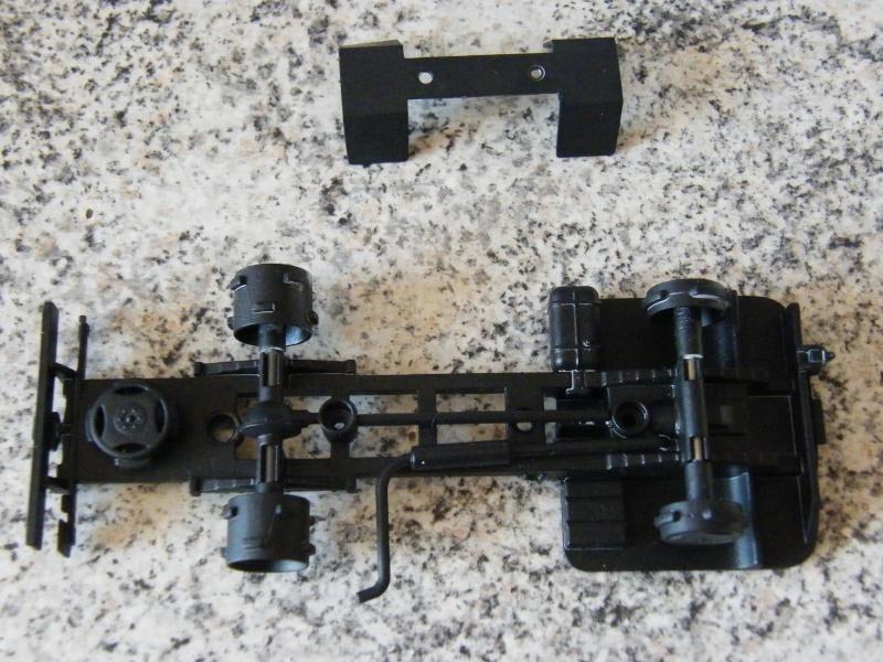 Umbau Atlas Robur und W50 , H6 und andere Dscf9810