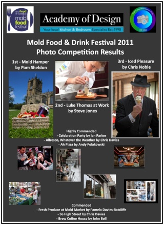 Mold Food & Drink Festival - Competition Results Mold_f15