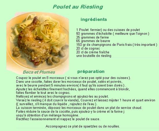 l'Alsacienne, (poule d'Alsace) Recett21