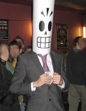 Costumes Grim Fandango Costum12