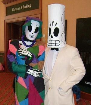 Costumes Grim Fandango Costum13